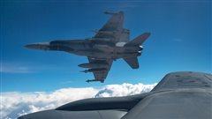 Justin Trudeau a entre autres annoncé que le Canada va mettre fin aux frappes aériennes en Syrie et en Irak d'ici la fin du mois