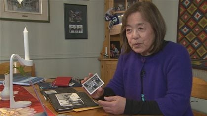 Vivian Rygenstad told CBC that her parents were among the 22,000 Japanese Canadians interned during World War II.