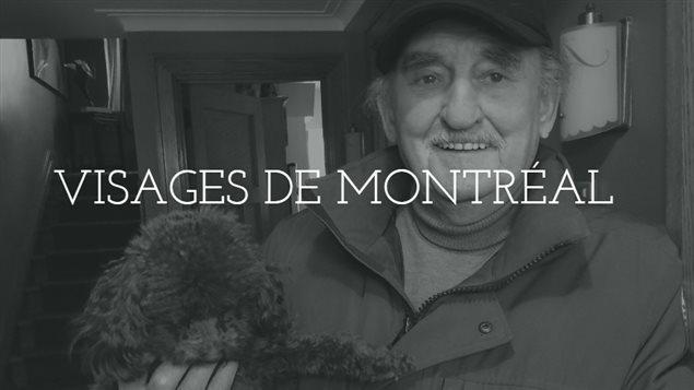 George de Hampstead est le « visage de Montréal » de la semaine d'Hugo Lavoie