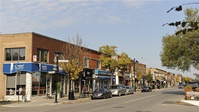 La Promenade Fleury à Montréal