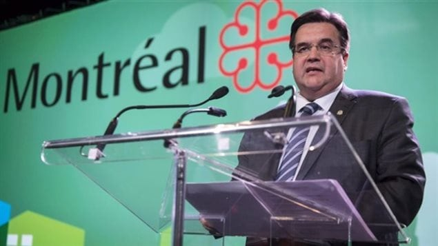 This week Montreal Mayor Denis Coderre has called the Energy East pipeline 'risky' and questioned its economic benefit to Montreal.