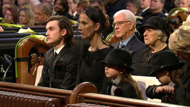 Funérailles aujourd'hui de René Angélil -époux de Céline Dion 160122_ak3kv_aetd_funerailles_dion_sn635
