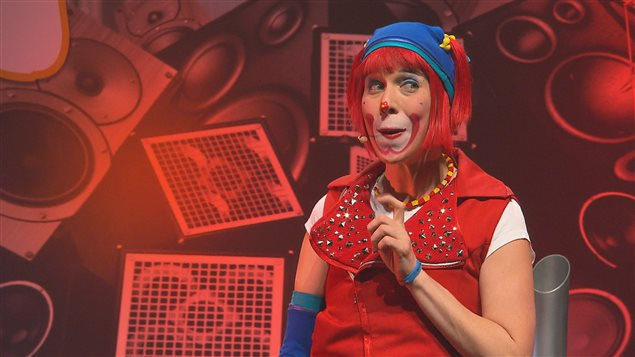 Atchoum le clown