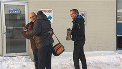 Les employés de Chicoutimi Chrysler se retrouvent après 34 mois de lock-out