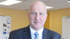 Jean Laroche, directeur recherche et développement au Centre de recherche québécois en aéronautique du Cégep de Chicoutimi