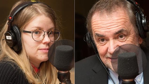 Judith Lussier et Michel Nadeau