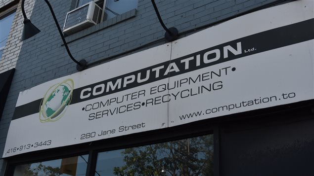 Toronto-based IT company Computation Ltd. is organizing a computer recycling drop-off event and will donate a portion of the material it collects and is able to refurbish to refugees who have recently arrived in the GTA.