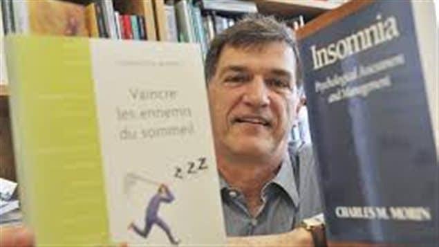 Charles M. Morin est professeur � l'�cole de psychologie de l'Universit� Laval et chercheur ... les cons�quences, et les approches th�rapeutiques de l'insomnie.