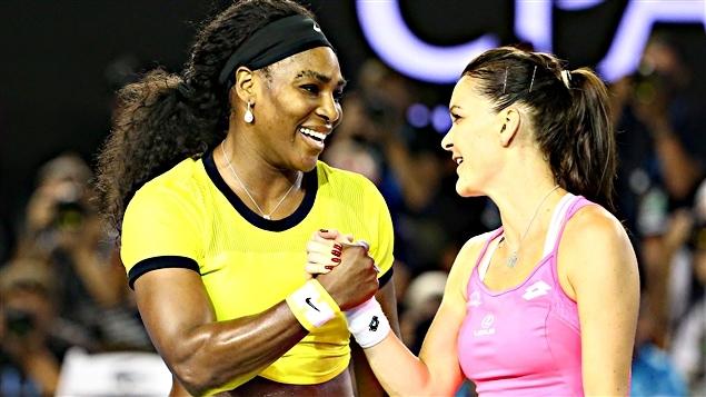 Demi-finale inattendue entre Kerber et Konta — Open d'Australie