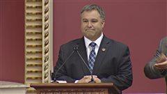 Sébastien Proulx devient ministre de la Famille.