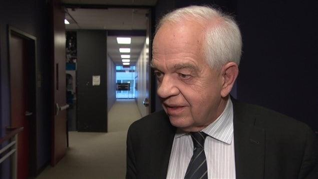 John McCallum, ministre de l'Immigration, des Réfugiés et de la Citoyenneté