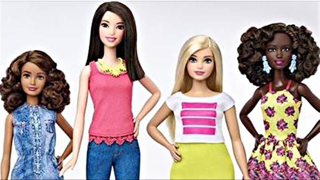 Des poupées Barbies