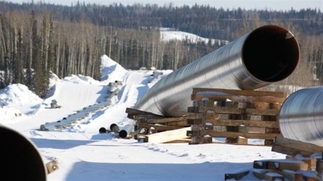 L'installation d'un pipeline