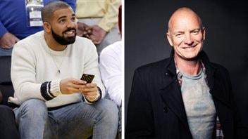 Drake sera l'entraîneur du match des célébrités, vendredi, alors que Sting chantera à la mi-temps, dimanche.