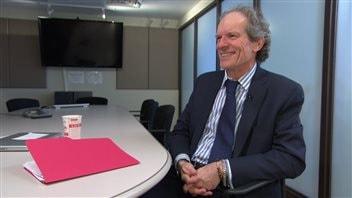 Paul Fauteux, ancien négociateur en chef de la mise en application du Protocole de Kyoto au Canada.