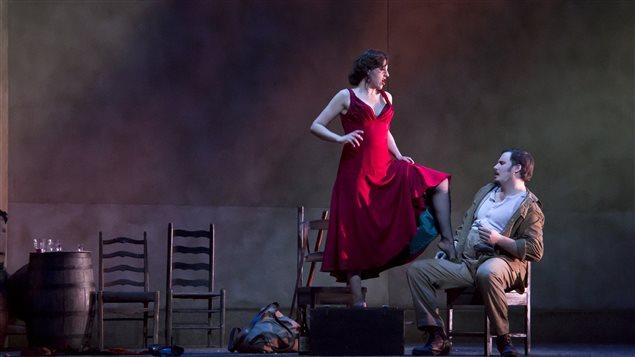 L'opéra Carmen