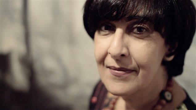 Shahla Barhami est originaire d'Iran. Cette artiste en arts visuels est arrivée dans la région en 1983.