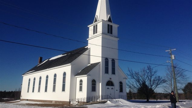 Église de Saint-Norbert