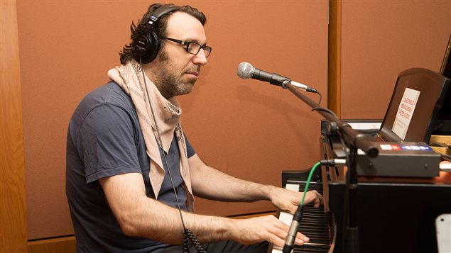 Le pianiste et compositeur Chilly Gonzales