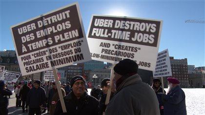 Peut-on vraiment bloquer UberX?