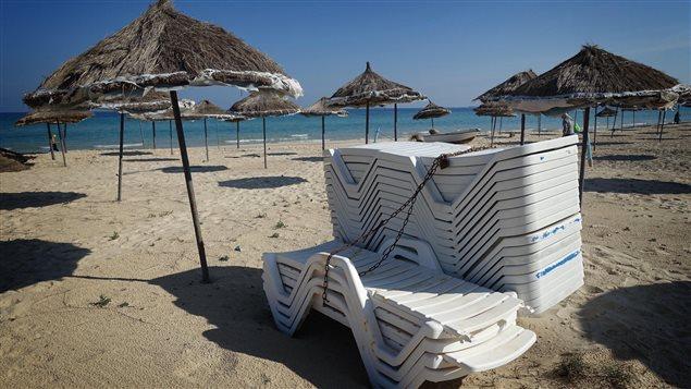 Craintifs Les Touristes Ne Se Rendent Plus En Tunisie