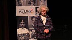 Marguerite Elias Quddus, survivante de l'Holocauste, s'est adressée à des centaines d'élèves de l'Outaouais.