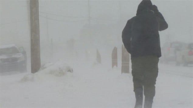 Le Nouveau-Brunswick recevra de la neige se changeant en grésils, en pluie verglaçante et en pluie alors que les températures doivent augmenter au cours de la nuit de mercredi à jeudi.
