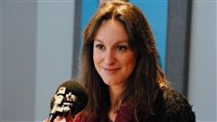 Andréanne Martin lance son premier album, Mon beau bandit, le lundi 15 février au District Saint-Joseph.