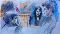 Procès Ghomeshi : la présumée victime Lucy DeCoutere sur la défensive
