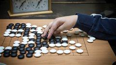Un jeu Go