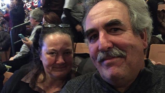 Sonia Lee et Brian Kelly, du New Hampshire