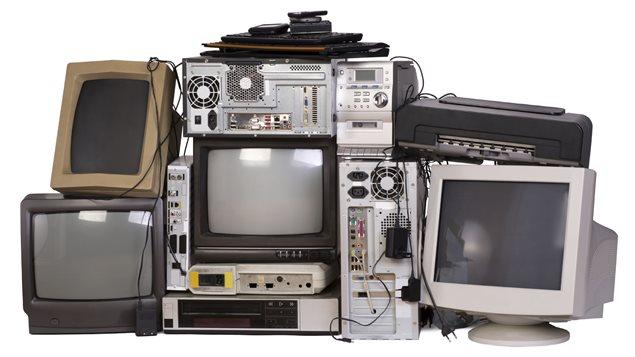 Les appareils obsol�tes se multiplient dans une �poque d'obsolescence programm�e.