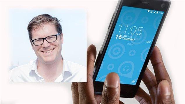 Olivier Hébert est directeur des technologies chez Fairphone à Amsterdam