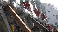 Séisme à Taïwan: d'autres survivants retrouvés dans les décombres