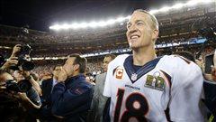 Peyton Manning et les Broncos remportent le 50e Super Bowl
