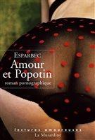 La couverture d' «Amour et popotin» d'Esparbec