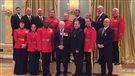 Fusillade du 22 octobre 2014 : 16 héros honorés