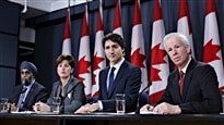 Le Canada cessera ses frappes contre l'EI au plus tard le 22 février