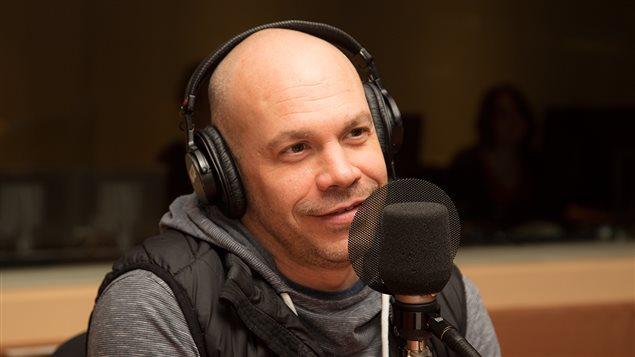 L'humoriste Maxim Martin