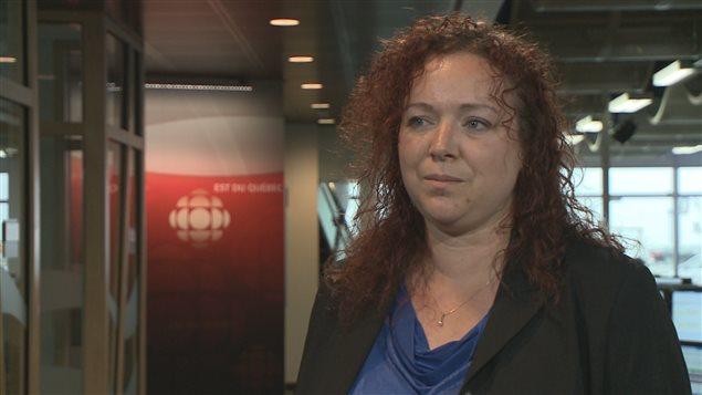 Lyne Morissette, écologiste spécialiste des mammifères marins et du fonctionnement des écosystèmes