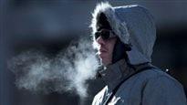 Épisode de froid intense au pays avec des températures ressenties de -40