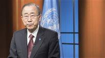 «Nous pouvons faire tellement plus» –Ban Ki-moon