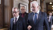 Anticosti : les fonctionnaires «feront ce qu'on leur dira», dit Couillard