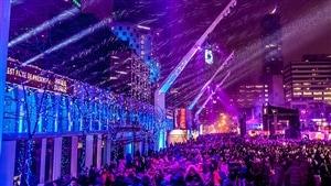 Montréal en lumière l'hiver