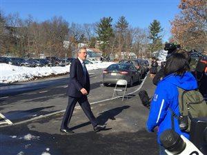 Jeb Bush au New Hampshire.