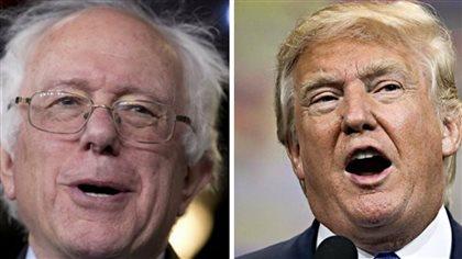 Trump et Sanders, déjà donnés gagnants de la primaire du New Hampshire