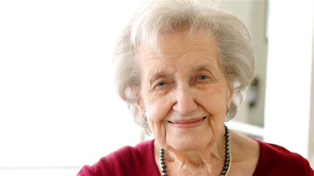 Brenda Milner, neuropsychologue à l'Université McGill