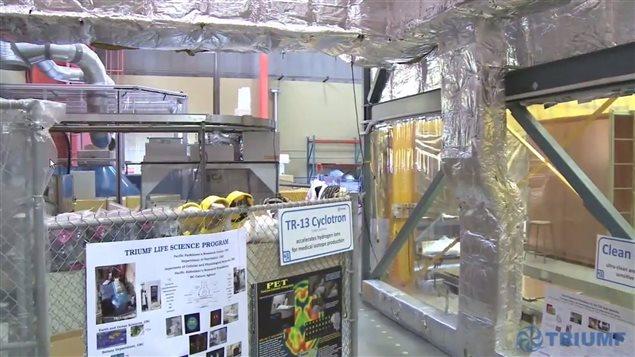 Le cyclotron de TRIUMF, un objet de fierté pour la nation canadienne