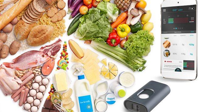 Le DietSensor