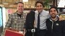 Quand le premier ministre du Canada se cherche une planche à neige